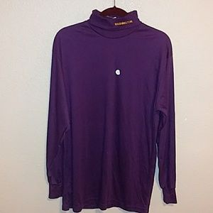 🎂Vintage Penguin Washington Huskies Turtleneck